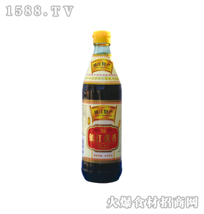 恒庆牌镇江优香醋500ml