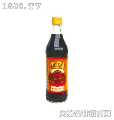 恒庆牌镇江B香500ml(麻光瓶)