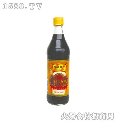 恒庆牌镇江A陈500ml(麻光瓶)