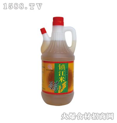 恒庆牌镇江白米醋800ml(塑料壶)