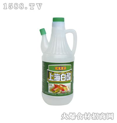 同聚堂上海白醋600ml