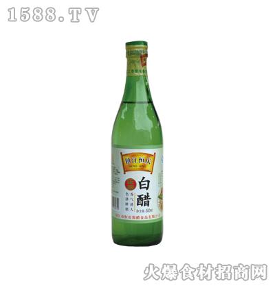 恒庆牌镇江白醋500ml(螺口瓶)