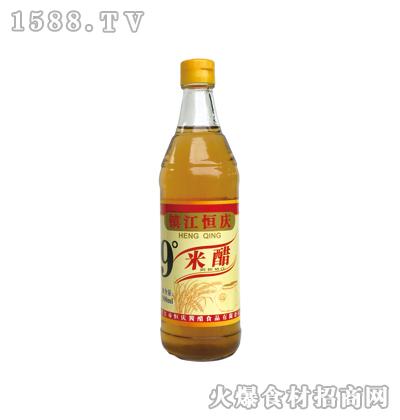 恒庆牌米醋500ml