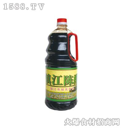 恒庆牌镇江陈醋1900ml(塑料壶)