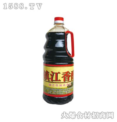 恒庆牌镇江香醋1900ml(塑料壶)