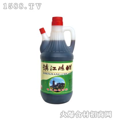 恒庆牌镇江陈醋800ml(塑料壶)