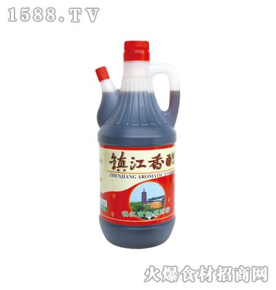 恒庆牌镇江香醋800ml(塑料壶)