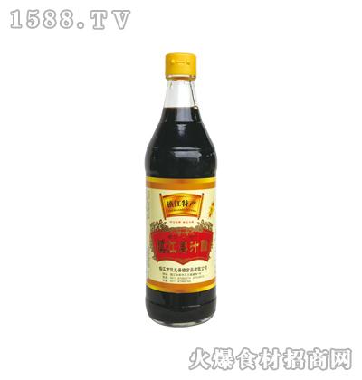 恒庆镇江姜汁醋500ml(麻光)