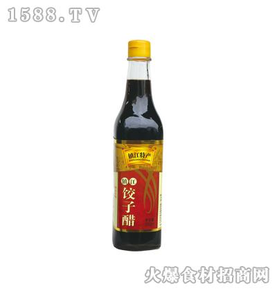 恒庆饺子醋500ml(方瓶)