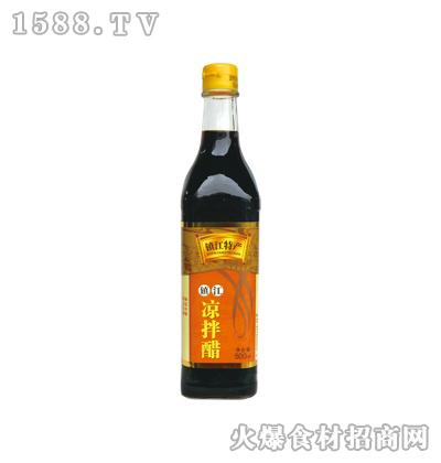 恒庆凉拌醋500ml(方瓶)