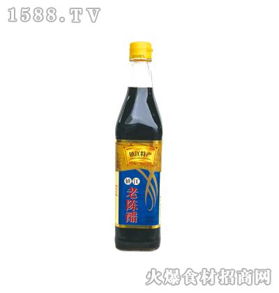 恒庆牌老陈醋500ml(方瓶)