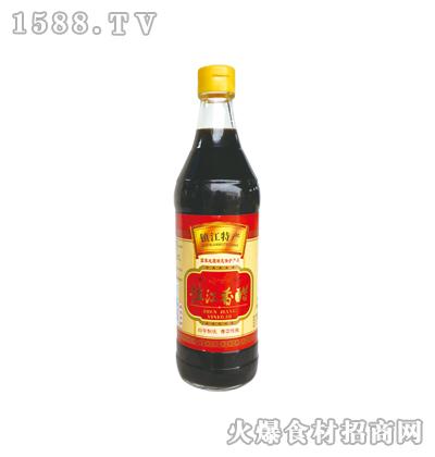 恒庆牌镇江香醋500ml(麻光瓶)