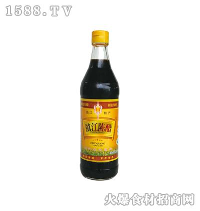 镇江陈醋500ml-恒庆牌