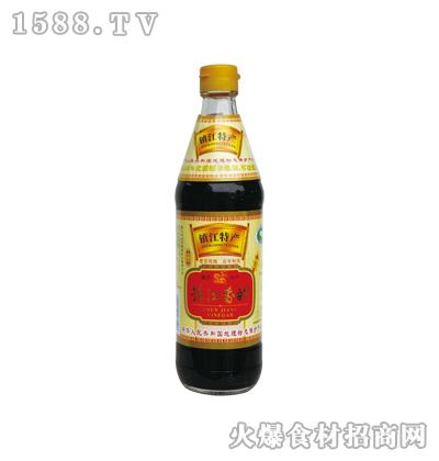 恒庆牌镇江香醋500ml