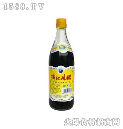 恒庆K型镇江陈醋550ml