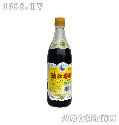 恒庆K型镇江香醋550ml