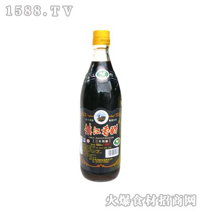 恒庆牌镇江香醋三年陈酿K型550ml