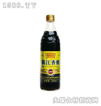 百年恒庆镇江香醋五年陈580ml