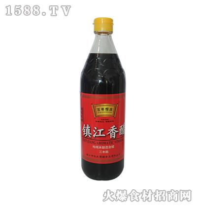 百年恒庆镇江香醋