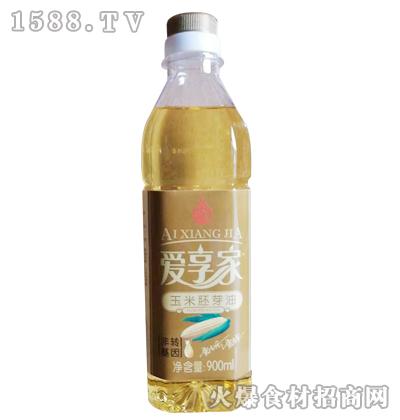 爱享家玉米胚芽油900ml