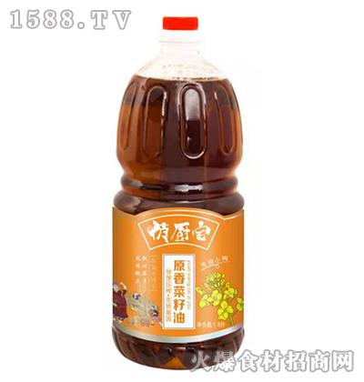 俏厨宝原香菜籽油1.8L