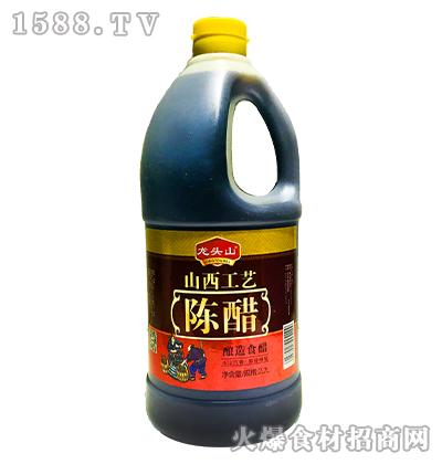 龙头山陈醋-2.2L