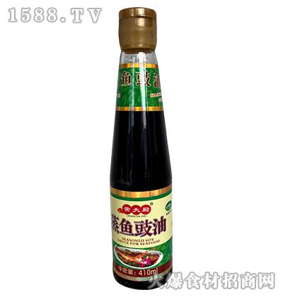 常大厨蒸鱼豉油410ml