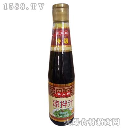 凉拌汁400ml-常大厨