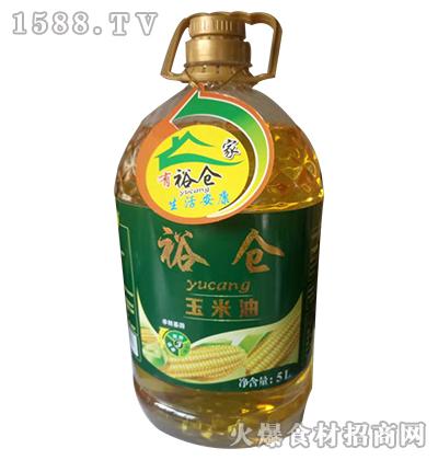 裕仓玉米油5L