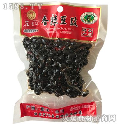 崔婆婆香辣豆豉120g