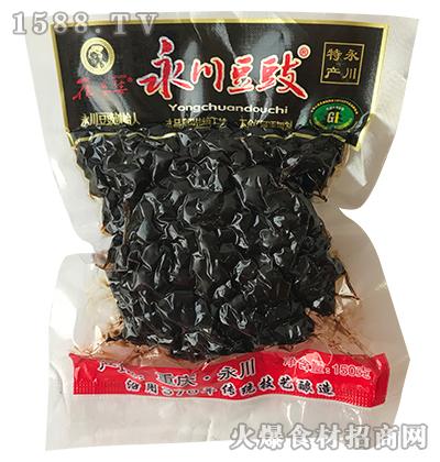 崔婆婆永川豆豉150g