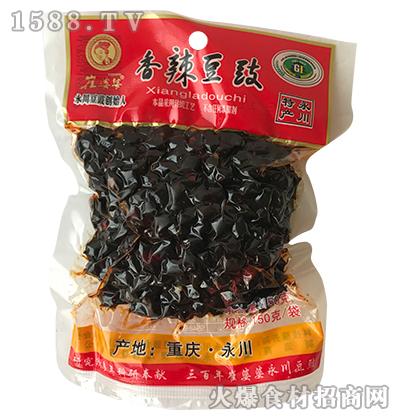 崔婆婆香辣豆豉150g