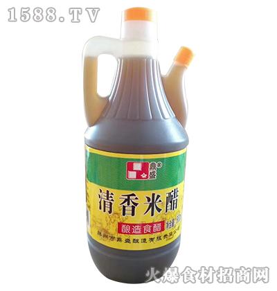 鼎盛清香米醋800ml