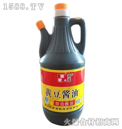 鼎盛黄豆酱油800ml