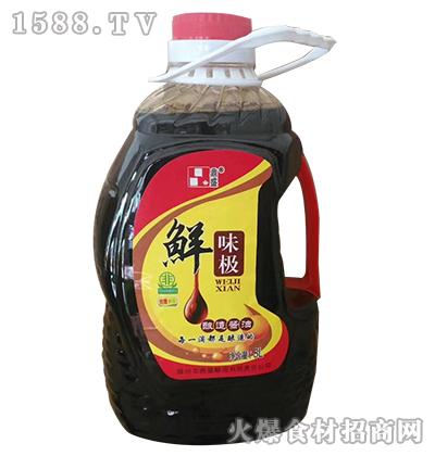 鼎盛味极鲜酿造酱油5L