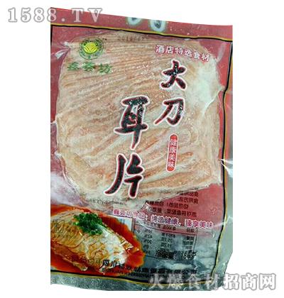 鑫荟坊大刀耳片180g