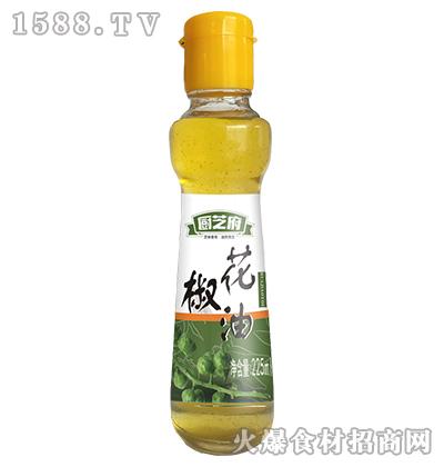 厨芝府花椒油225ml