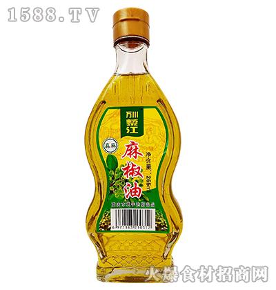 万川藜江麻椒油265ml