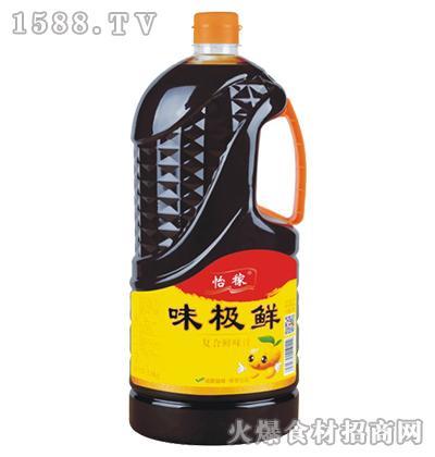 怡稼味极鲜复合鲜味汁3.0kg