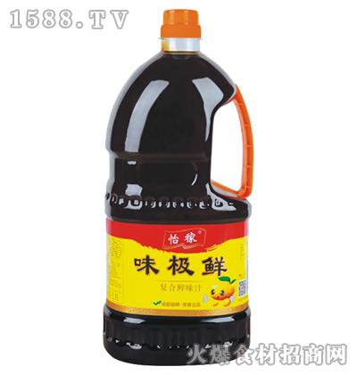 怡稼味极鲜复合鲜味汁1.5L