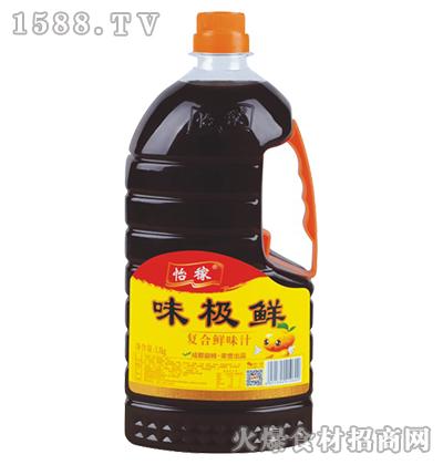 怡稼味极鲜复合鲜味汁1.1kg