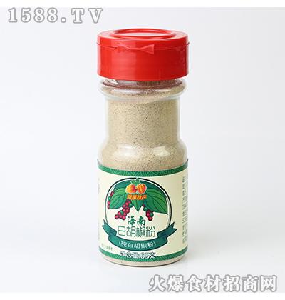 海南寿乡海南白胡椒粉65g