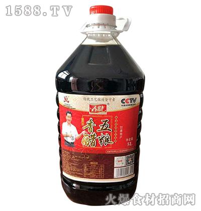 五粮香醋5L-春晓