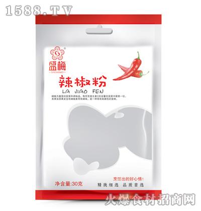 盛梅辣椒粉30g