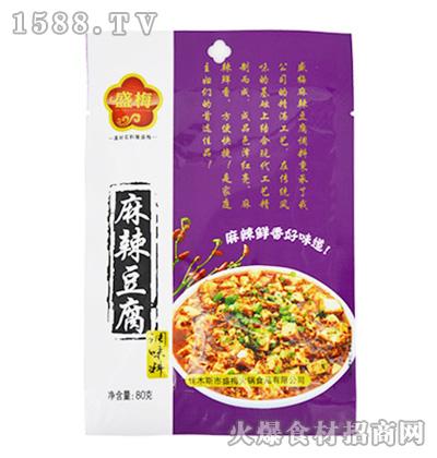 盛梅麻辣豆腐调味料80克
