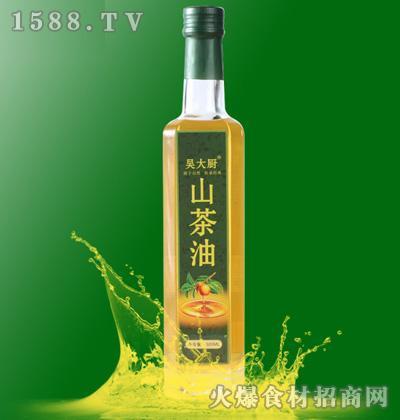 吴大厨山茶油500ml