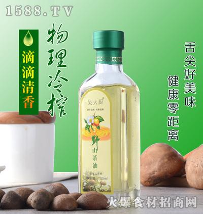 吴大厨野山茶油100ml