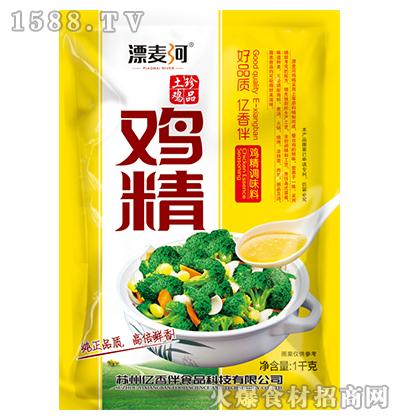 漂麦河鸡精1kg