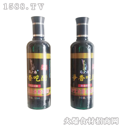 寿之本争香吃醋(小米原浆醋)500ml