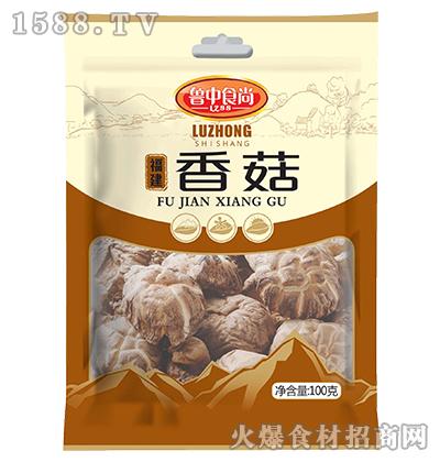 鲁中食尚福建香菇100g